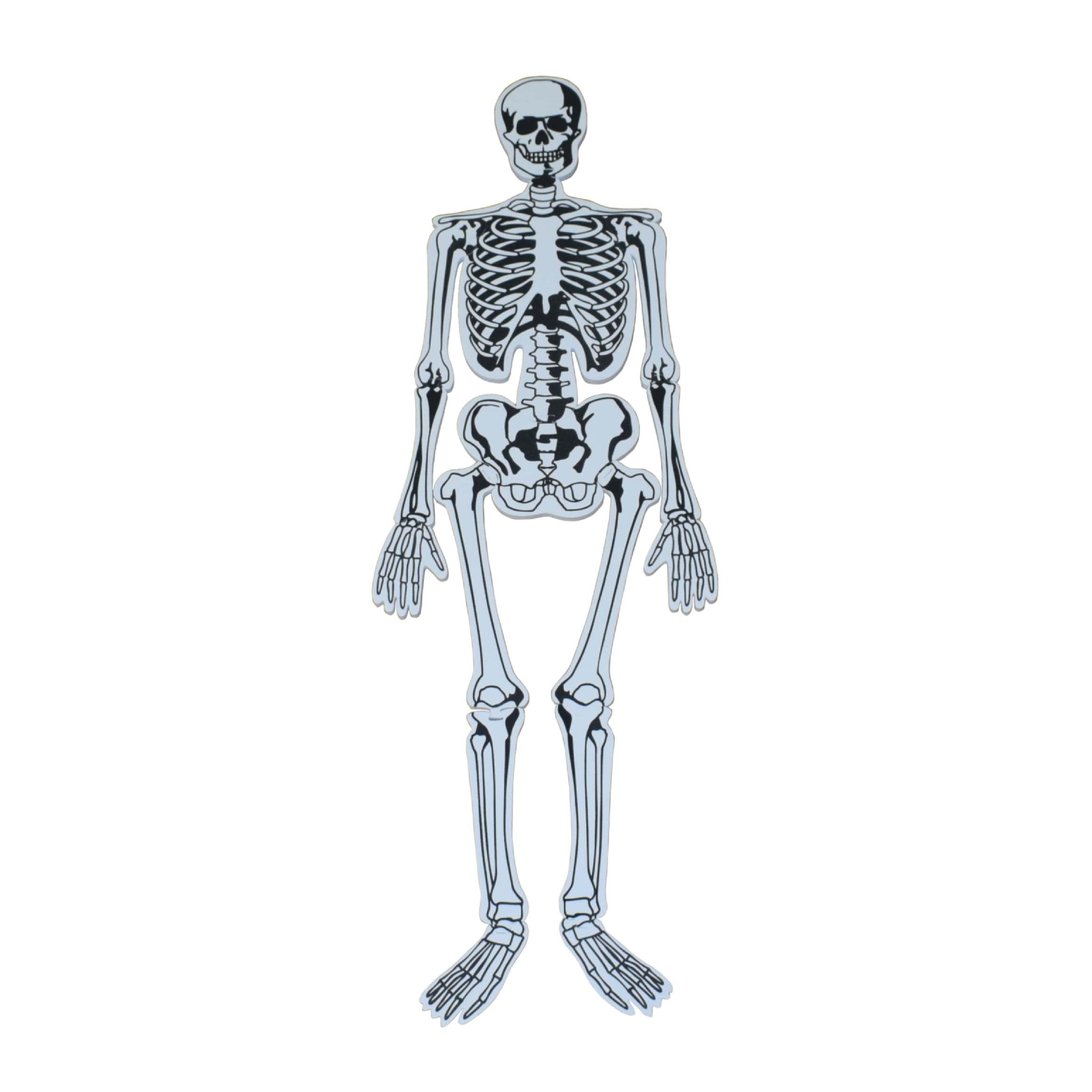 Skeleton Floor Puzzle (15pcs)
