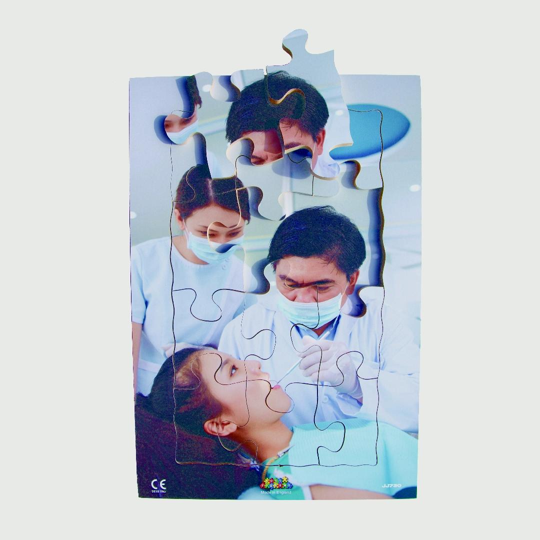 Doctor Tray Puzzle (12pcs)