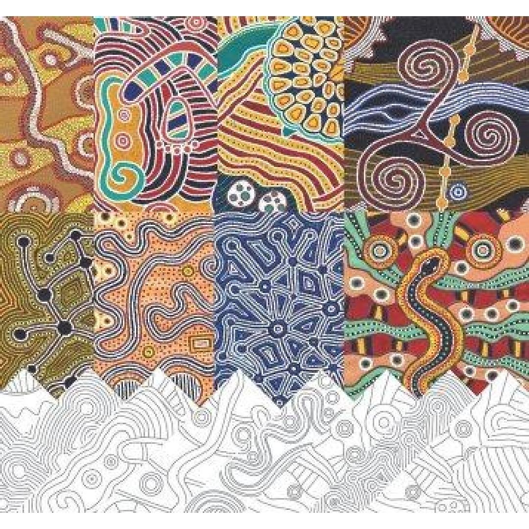 Aboriginal Paper (32pcs)
