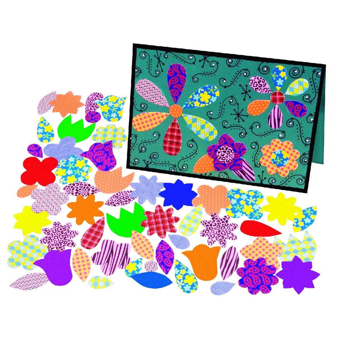 Craft Flower Bits (1000pcs)