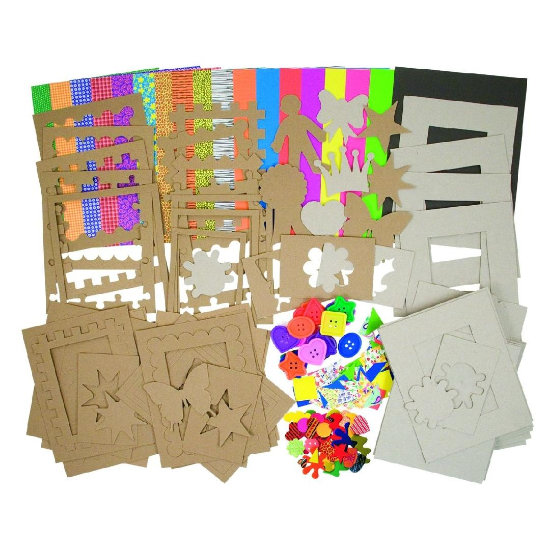 Picture Frames Kit (Makes 24)