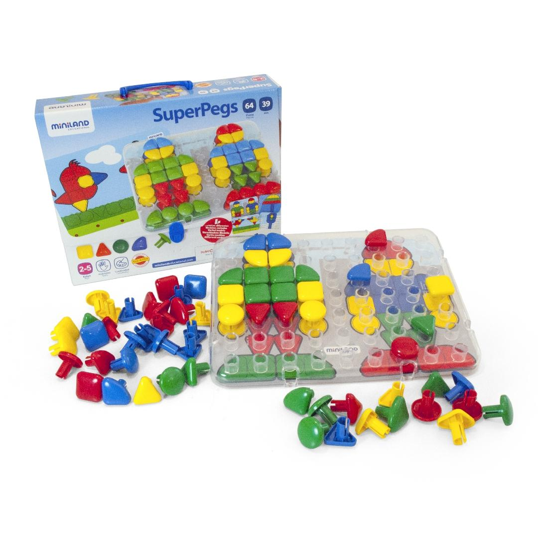 Superpegs Set (64pcs)