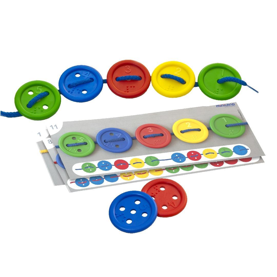 Activity Buttons (57pcs)