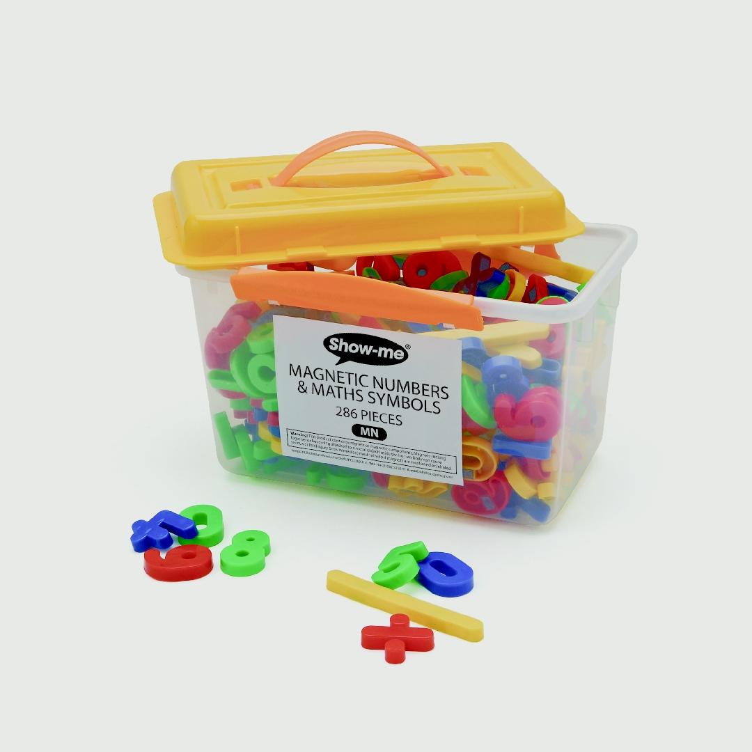 Magnetic Numbers (286pcs)