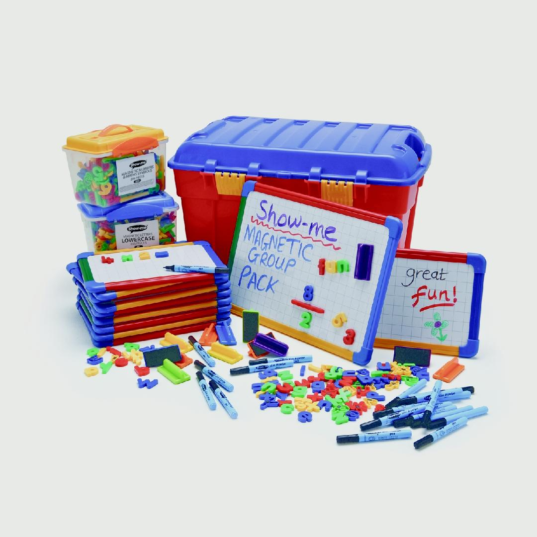 Show Me Magnetic Group Pack (610pcs)