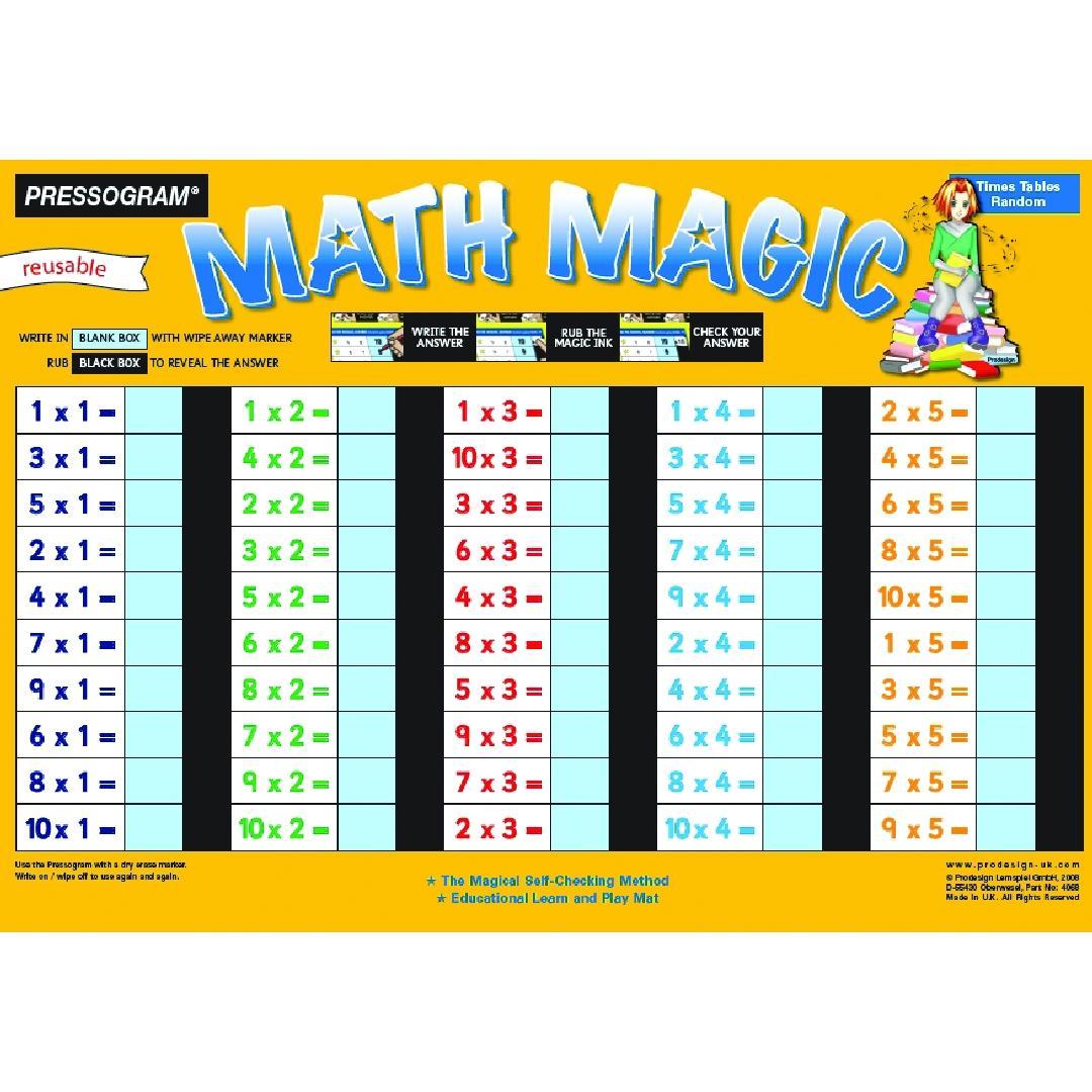 Multiplication - Random (1pc)