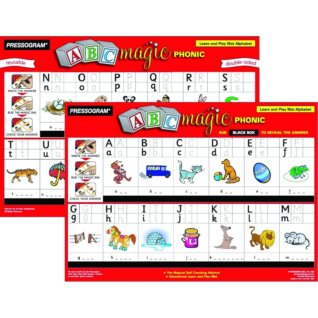 Alpha-Magic Phonics (1pc)