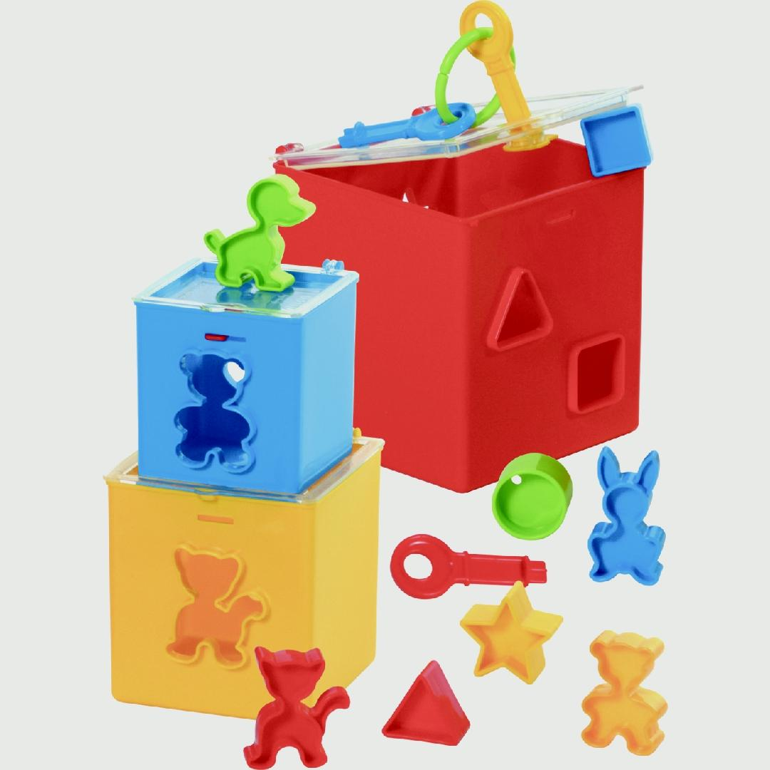 Play Box (12pcs)