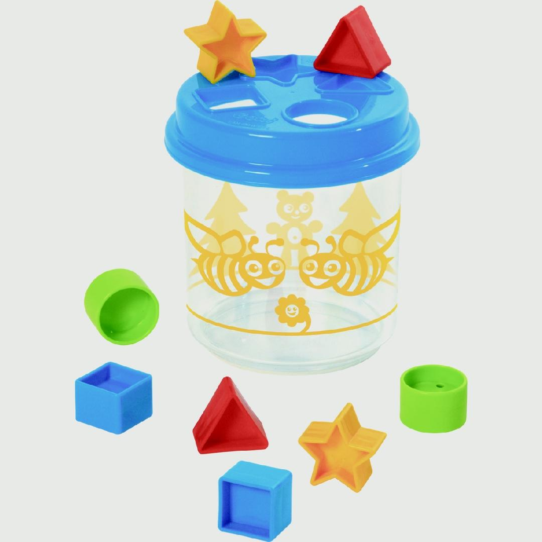 Puzzle Bucket (10pcs)