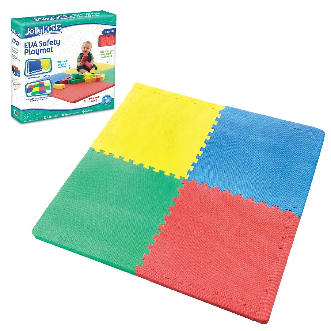 Non Slip Safety Foam Play Mat