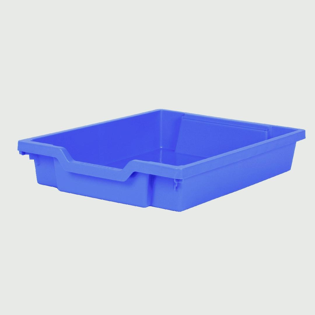 Shallow Tray Blue