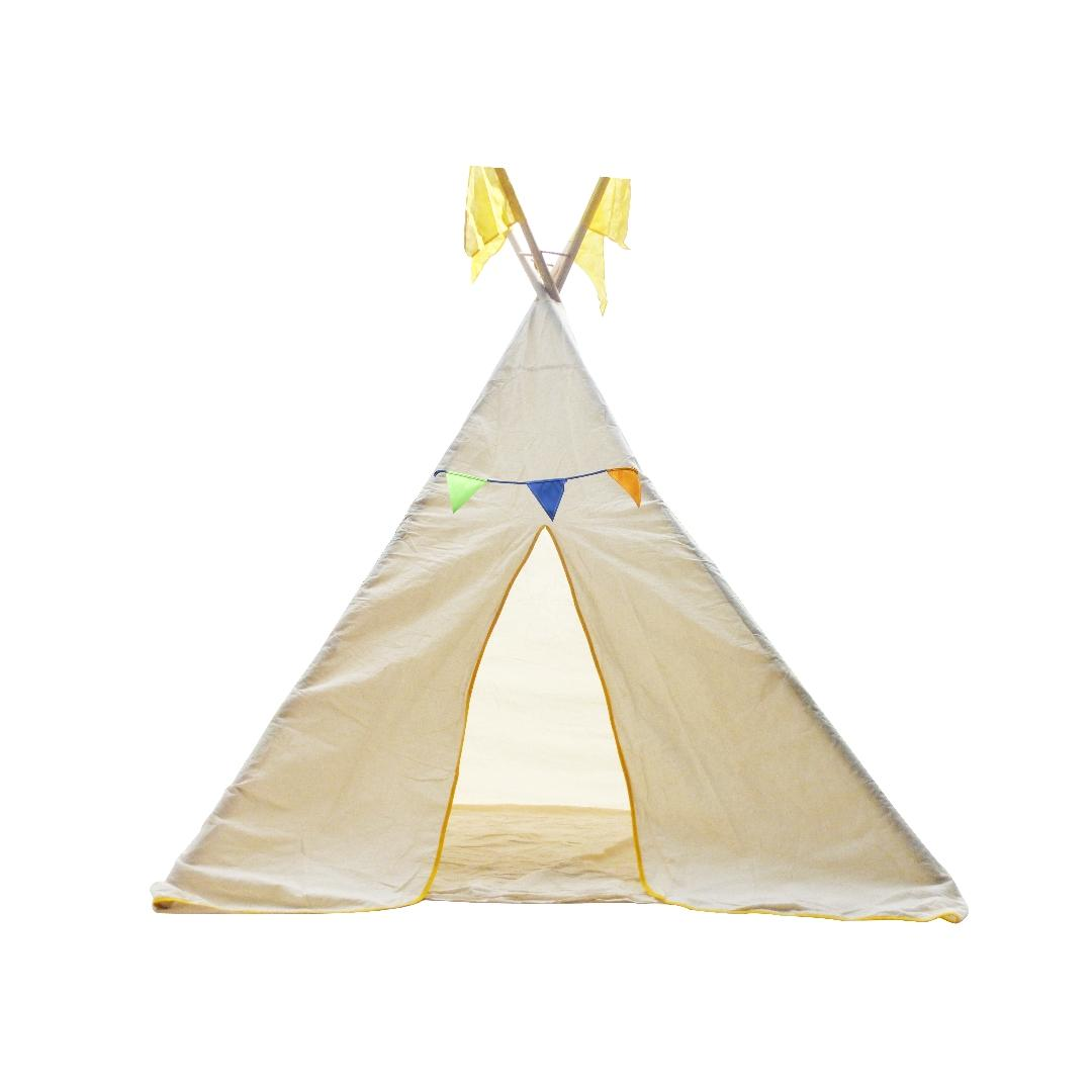Large Canvas Teepee