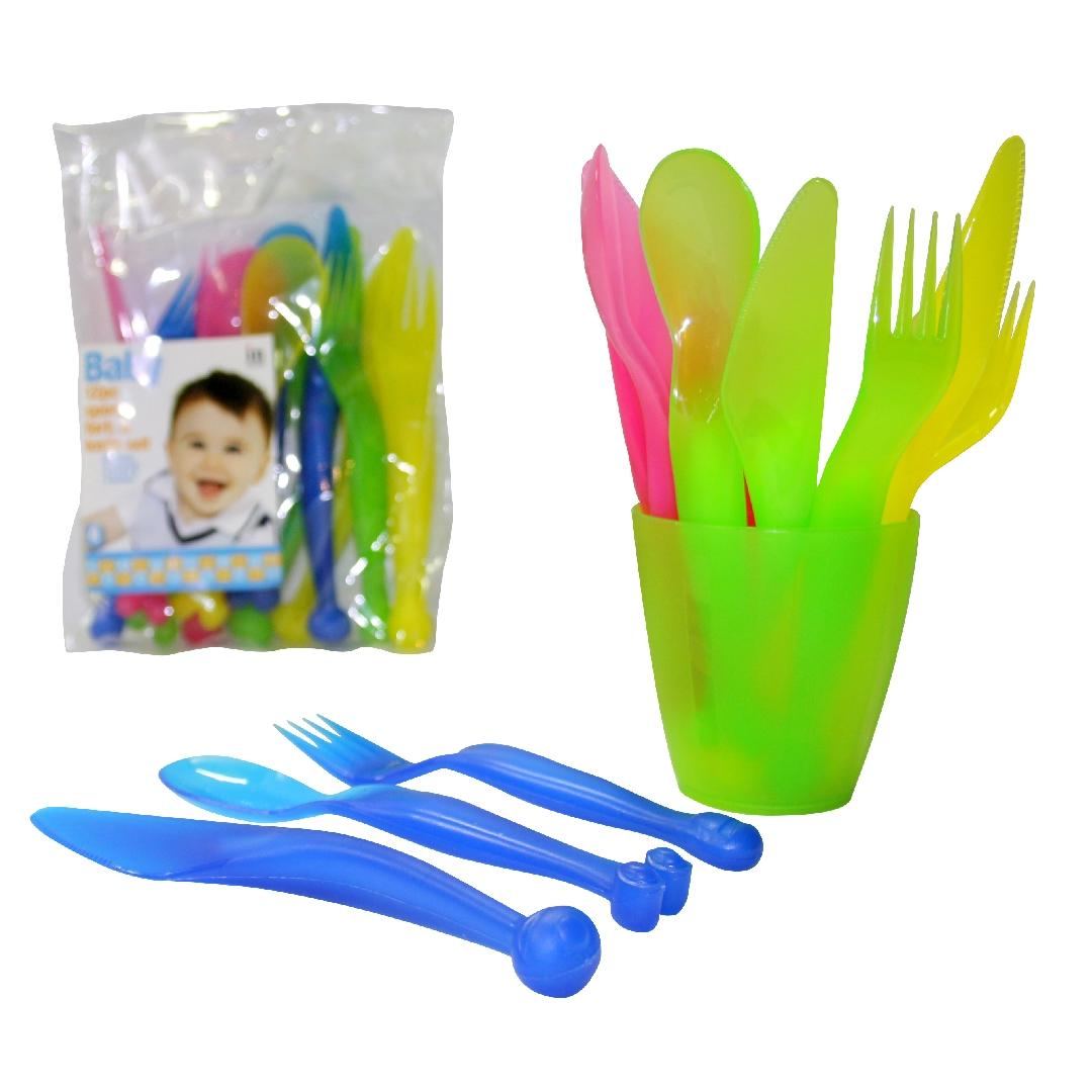Baby Cutlery Set (12pcs)