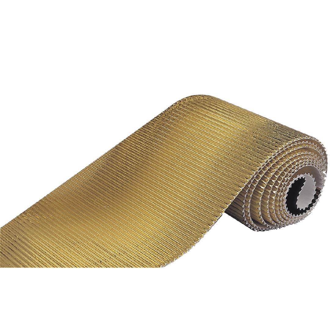 Gold Ripple Card Roll