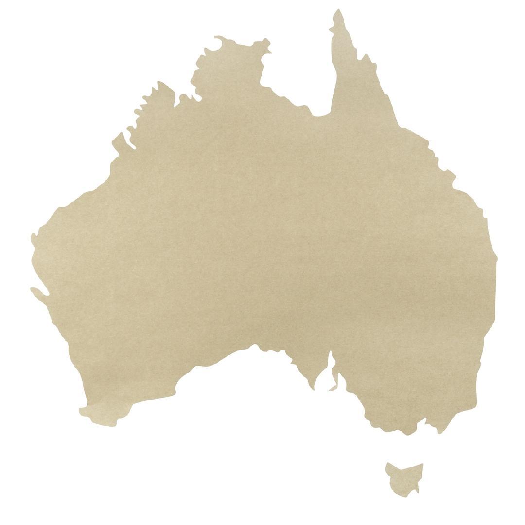 Australia Maps Large (10pcs)