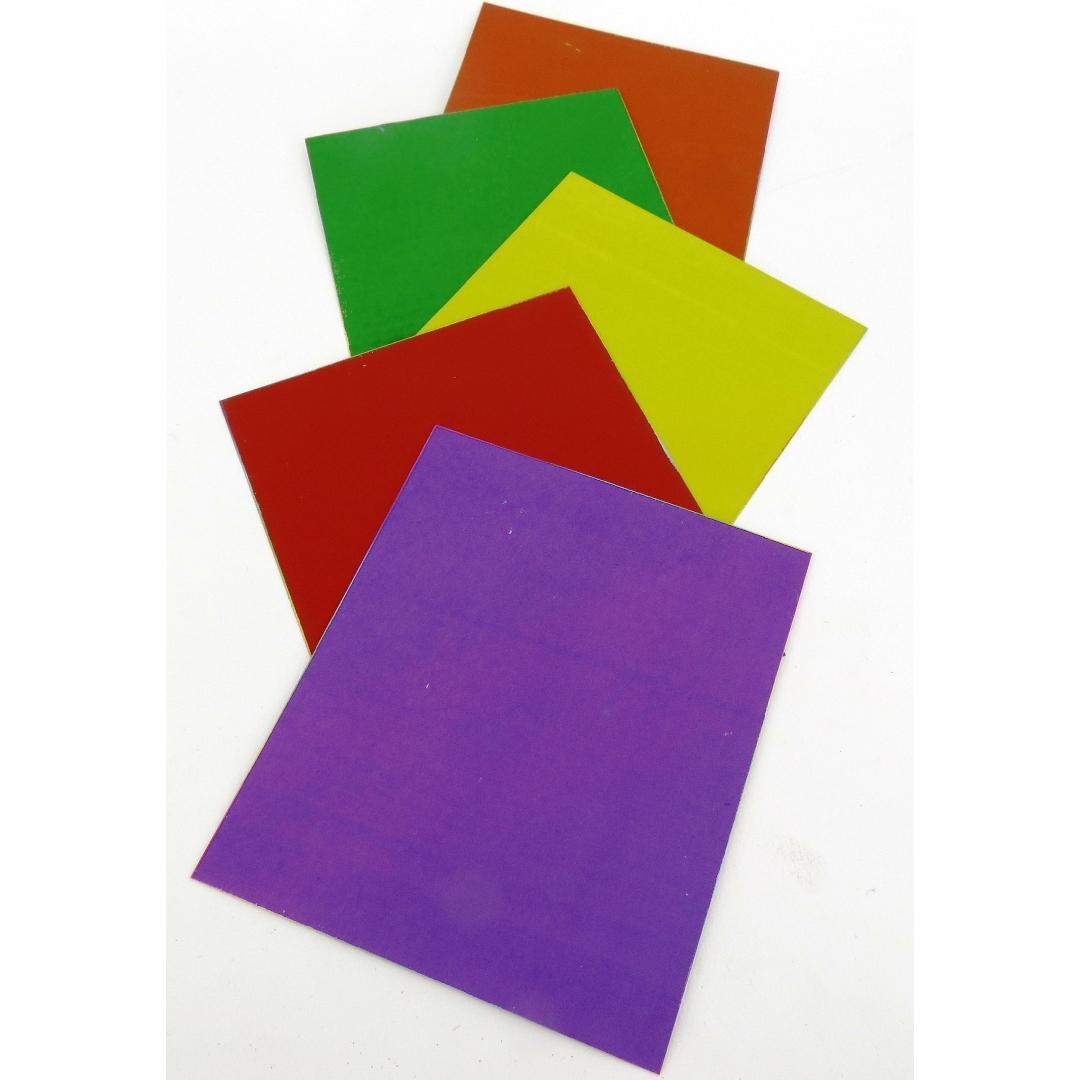 Coloured Scratch Card (100pcs)