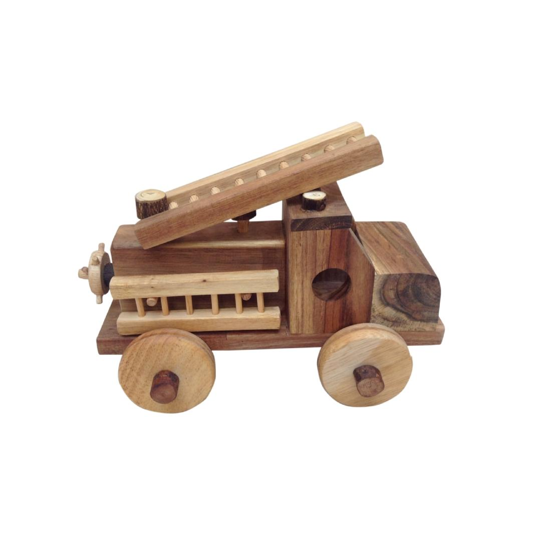 Natural Lichee Recycled Fire Engine