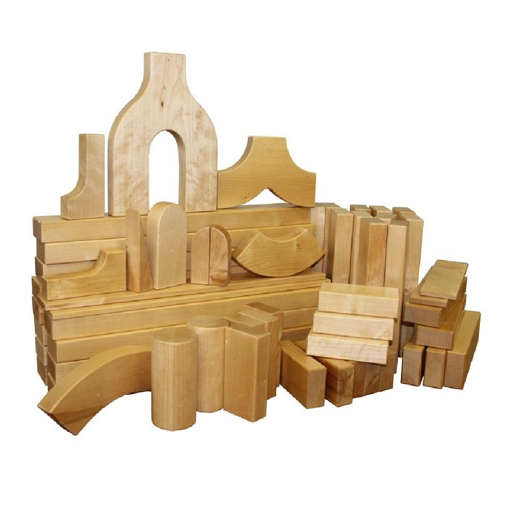 Birchwood Unit Block Set (56pcs)
