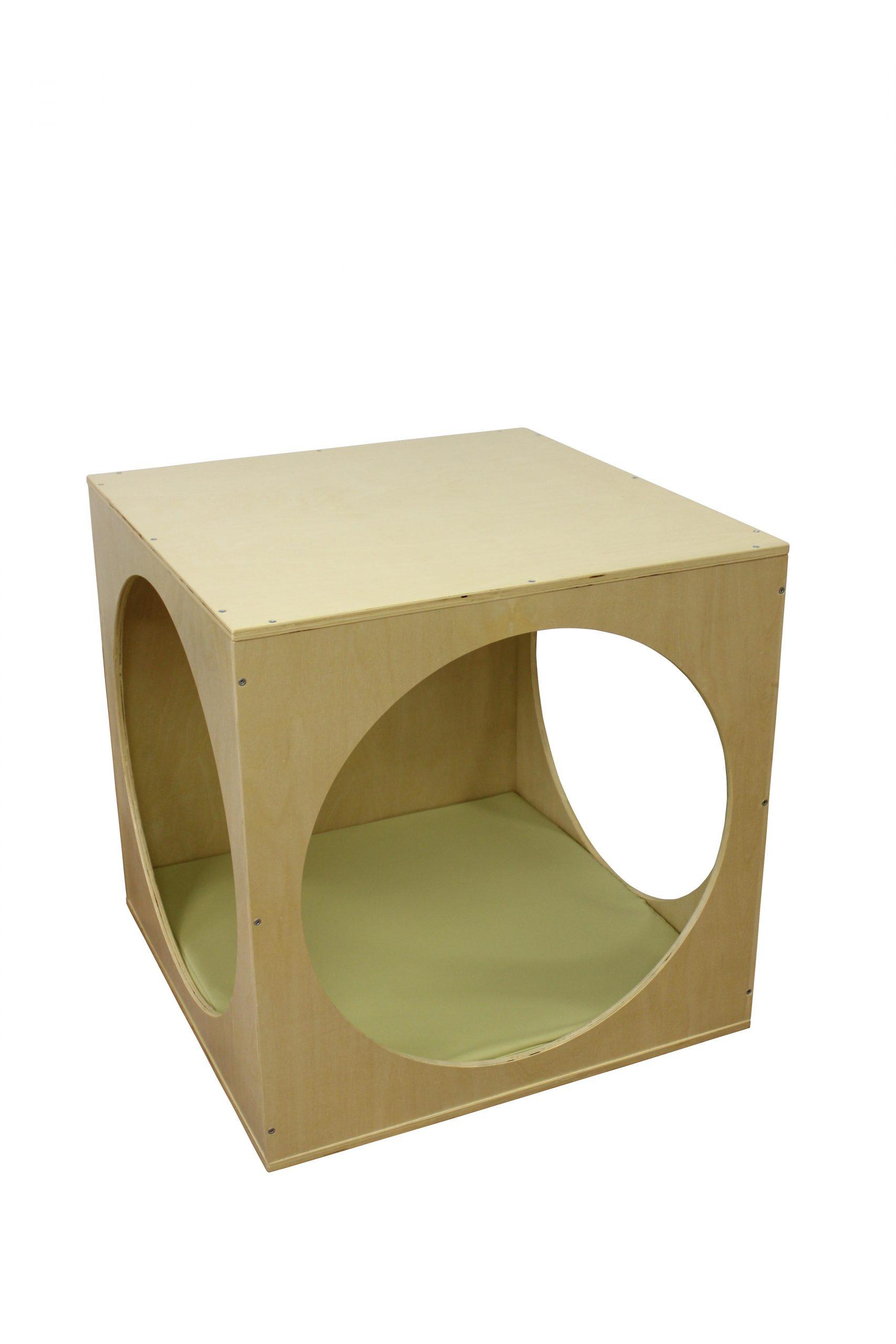 Birchwood Nursery Play Cube with Mat