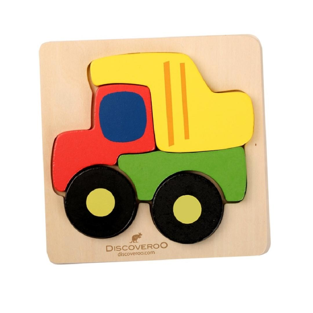 Truck Chunky Puzzle