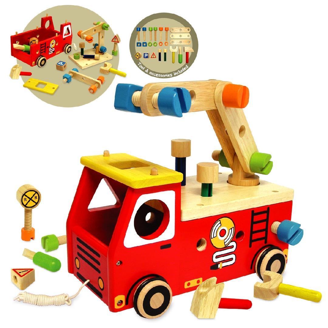 Construction Fire Truck