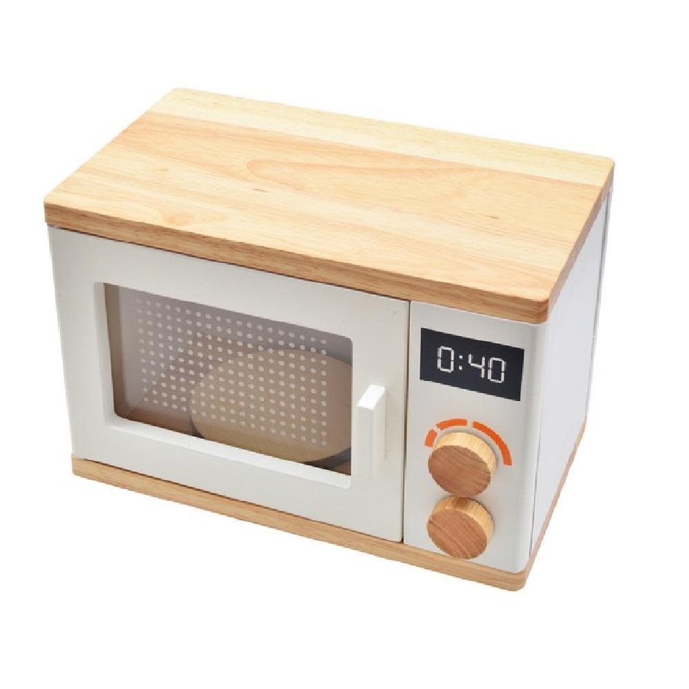 Modern Wood Microwave