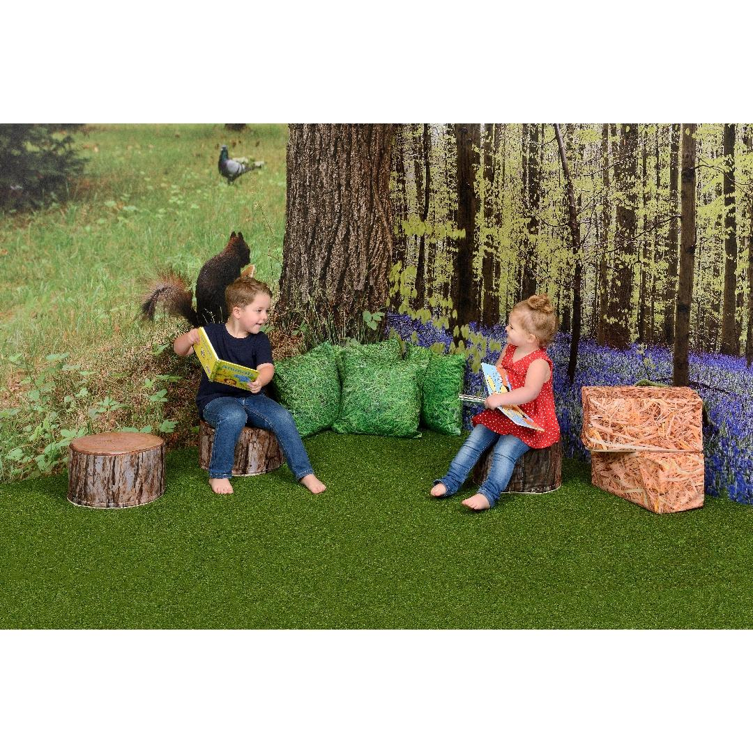 Textured Grass Mat 3x2m
