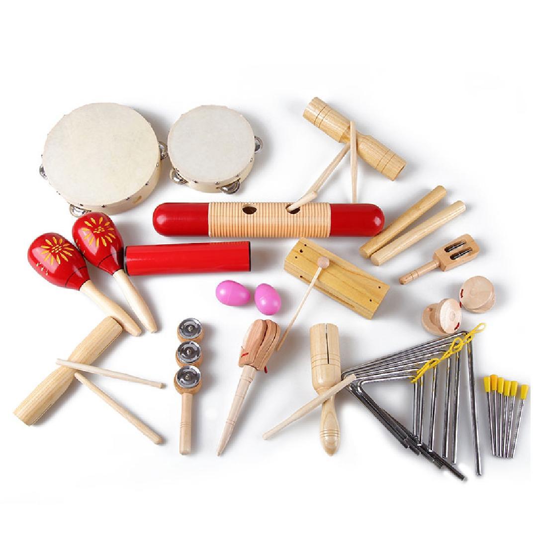 Percussion Set (21pcs)