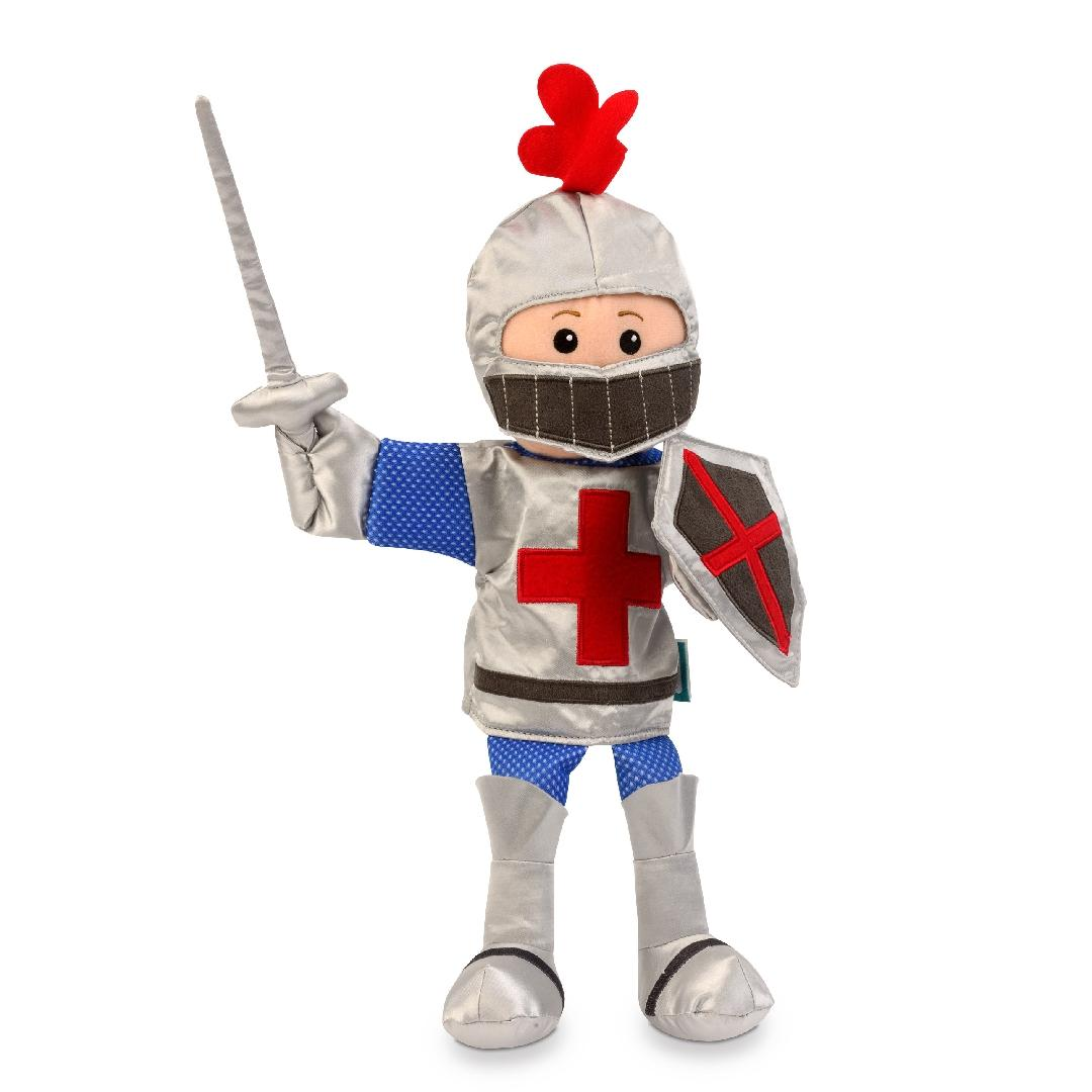 Knight Hand Puppet