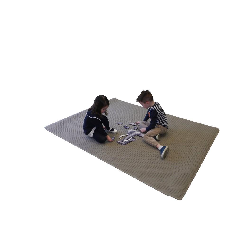 Natural Tones Floor Mat 2x1.5m Coffee