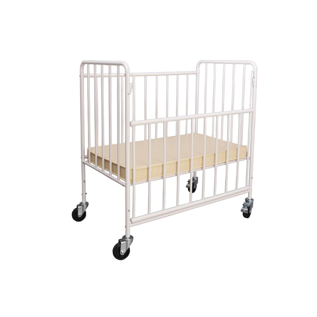Evacuation Cot & Mattress - 1 dropside
