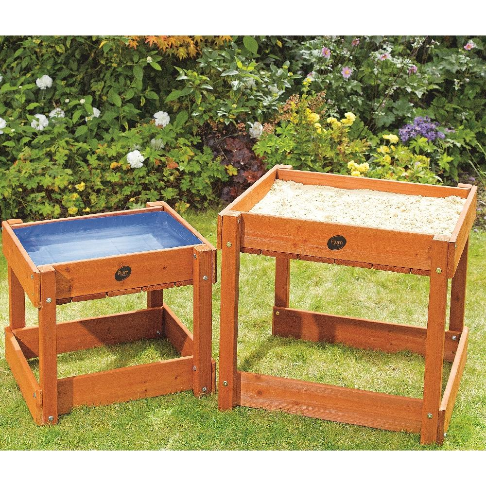 Sand & Water Tables (2pcs)