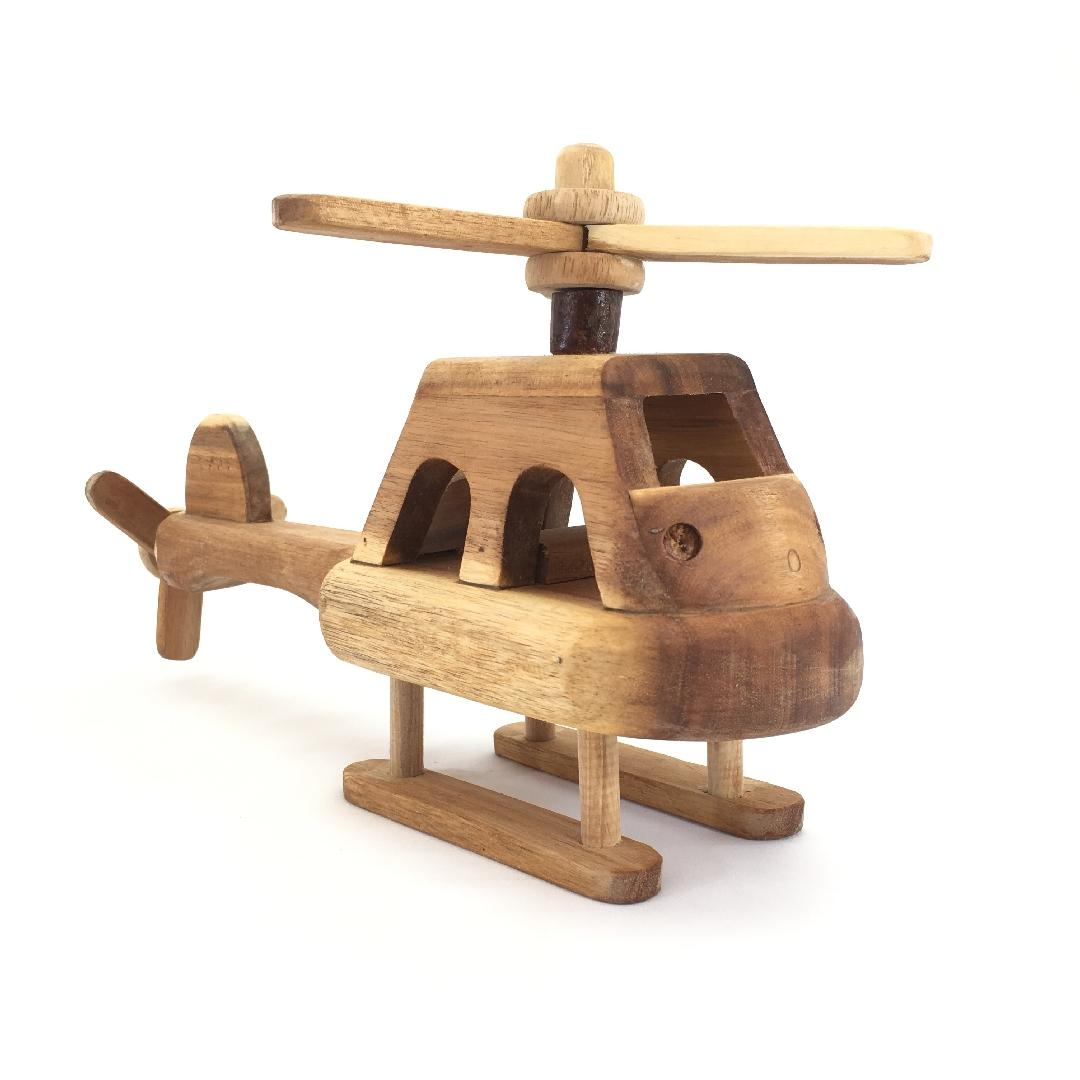 Natural Lichee Helicopter