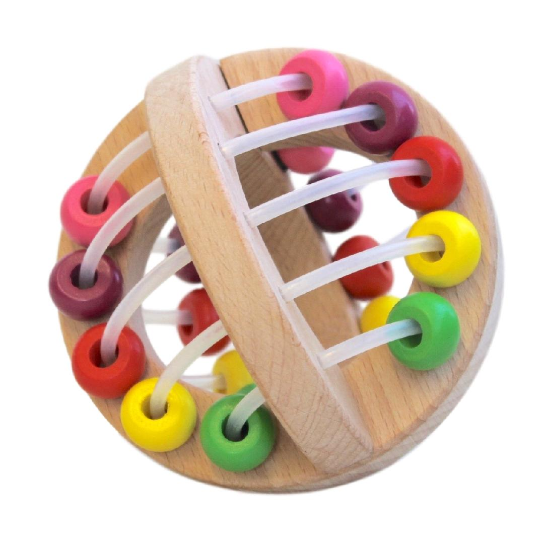 Wooden Play Ball