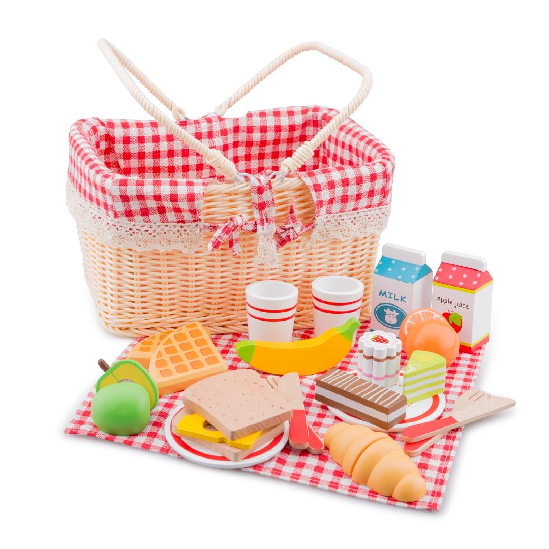 Picnic Basket Play Set (27pcs)