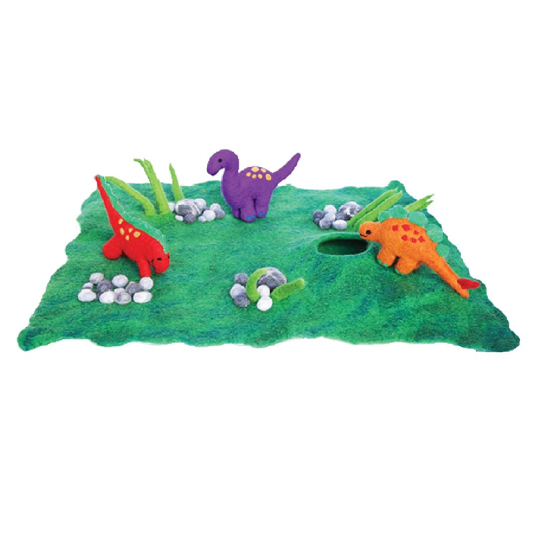 Large Forest Floor Play Mat