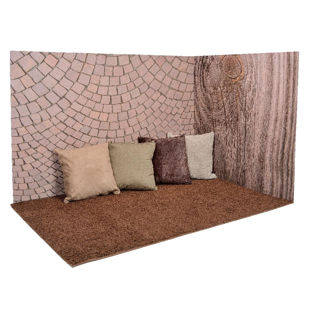 Natural Playmat & Cushion Corner Set