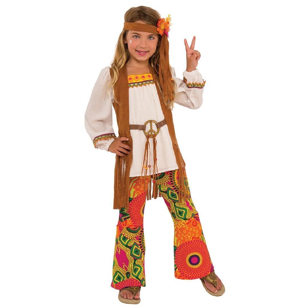 Seventies Girl Dress-Up