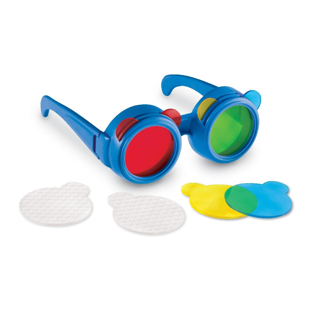Primary Science Colour Mixing Glasses
