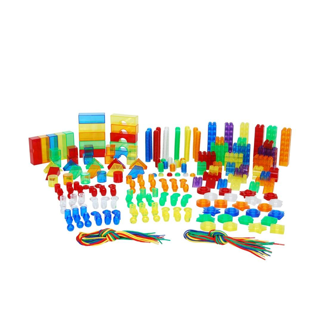 Early Years Colour Resource Set (634pcs)