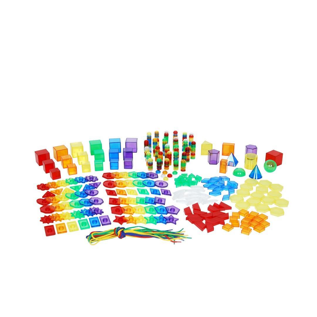 Early Years Maths Resource Set (498pcs)