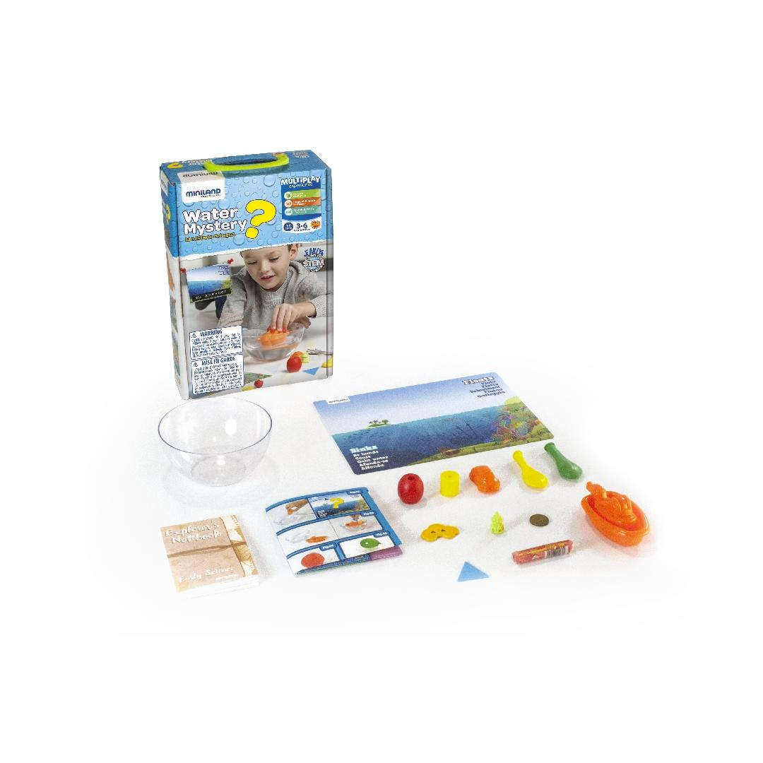 Water Mystery Game