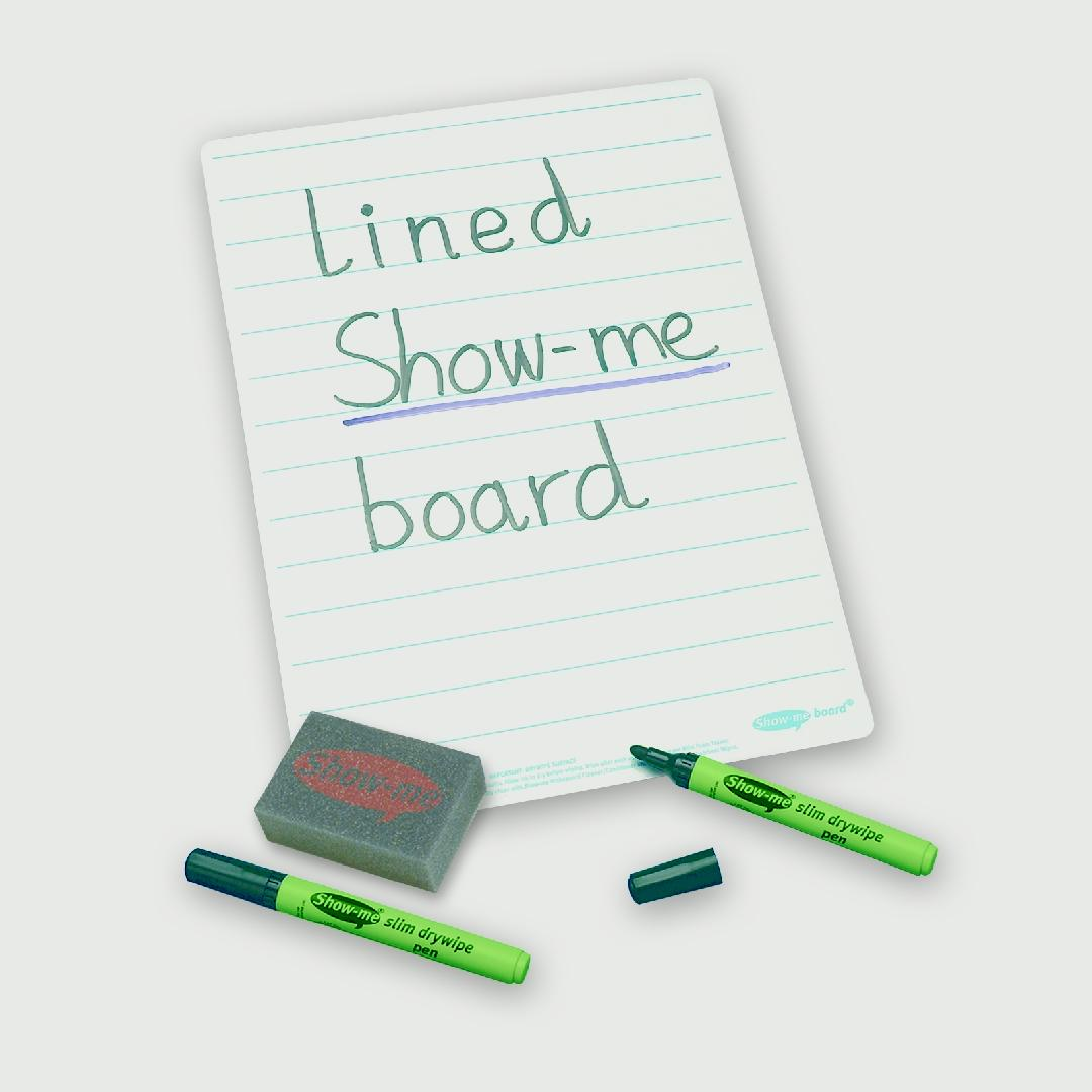 Show Me Lined Combo (100 Pack)