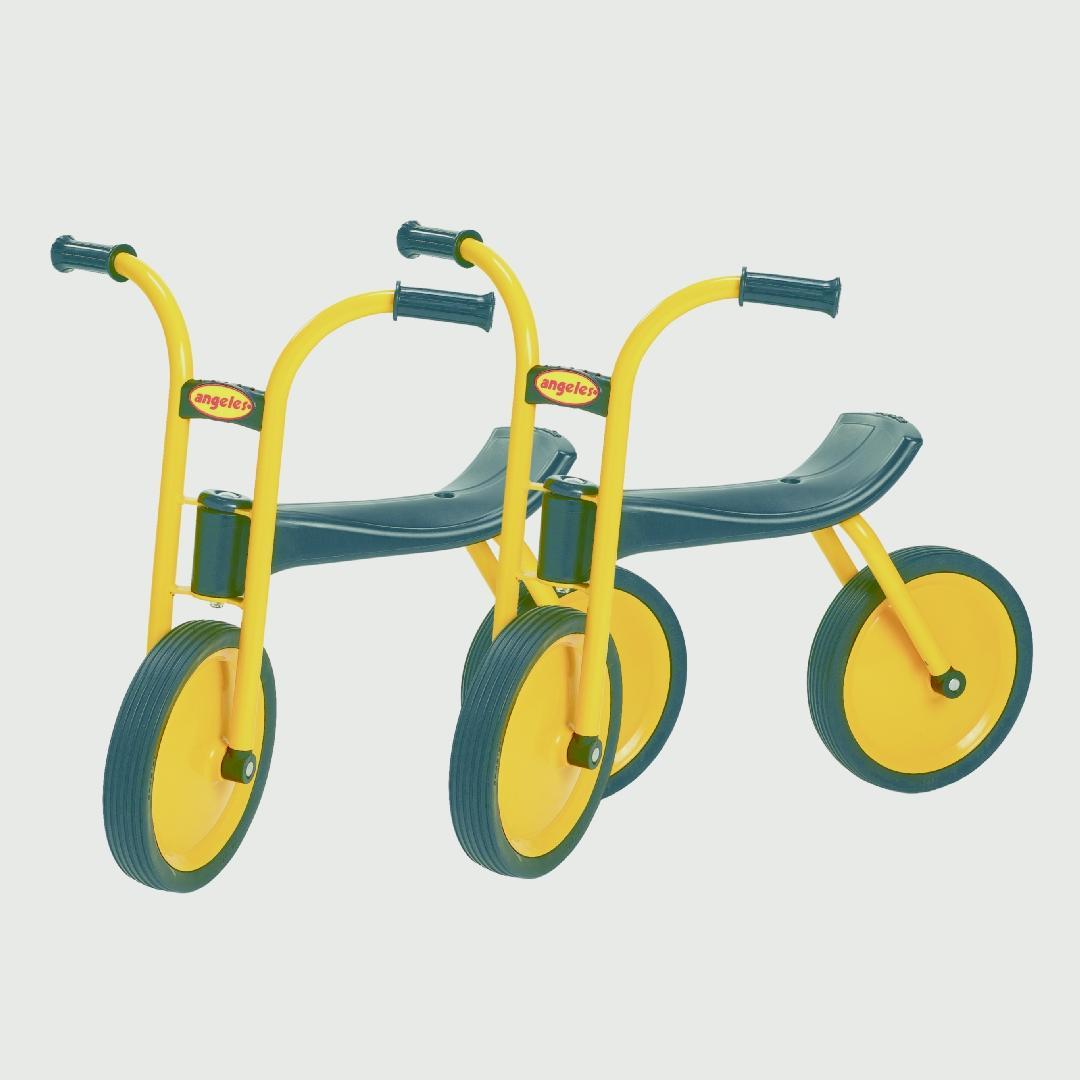 My Rider Balance Bike Yellow (2 trikes)