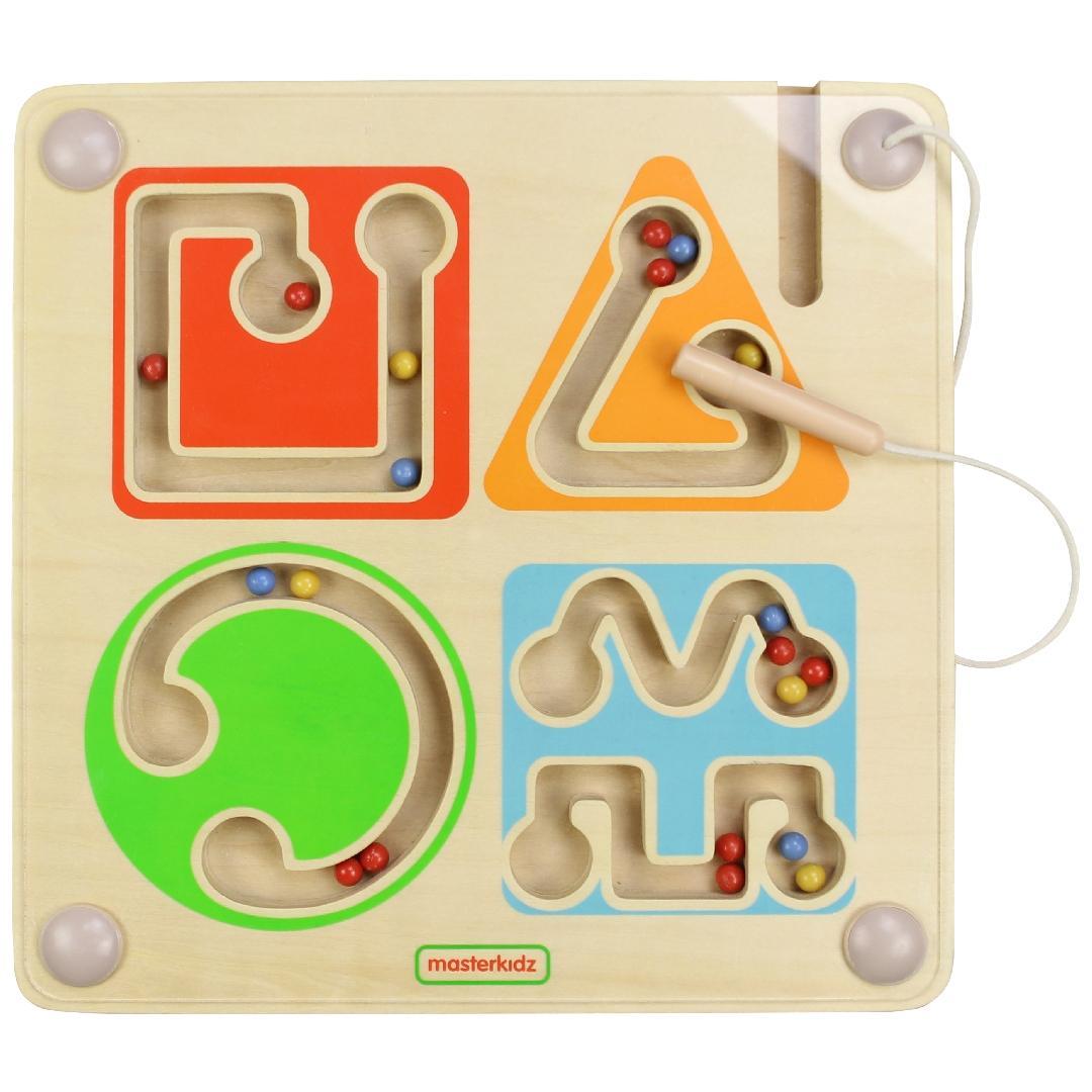 Geometric Magnetic Board