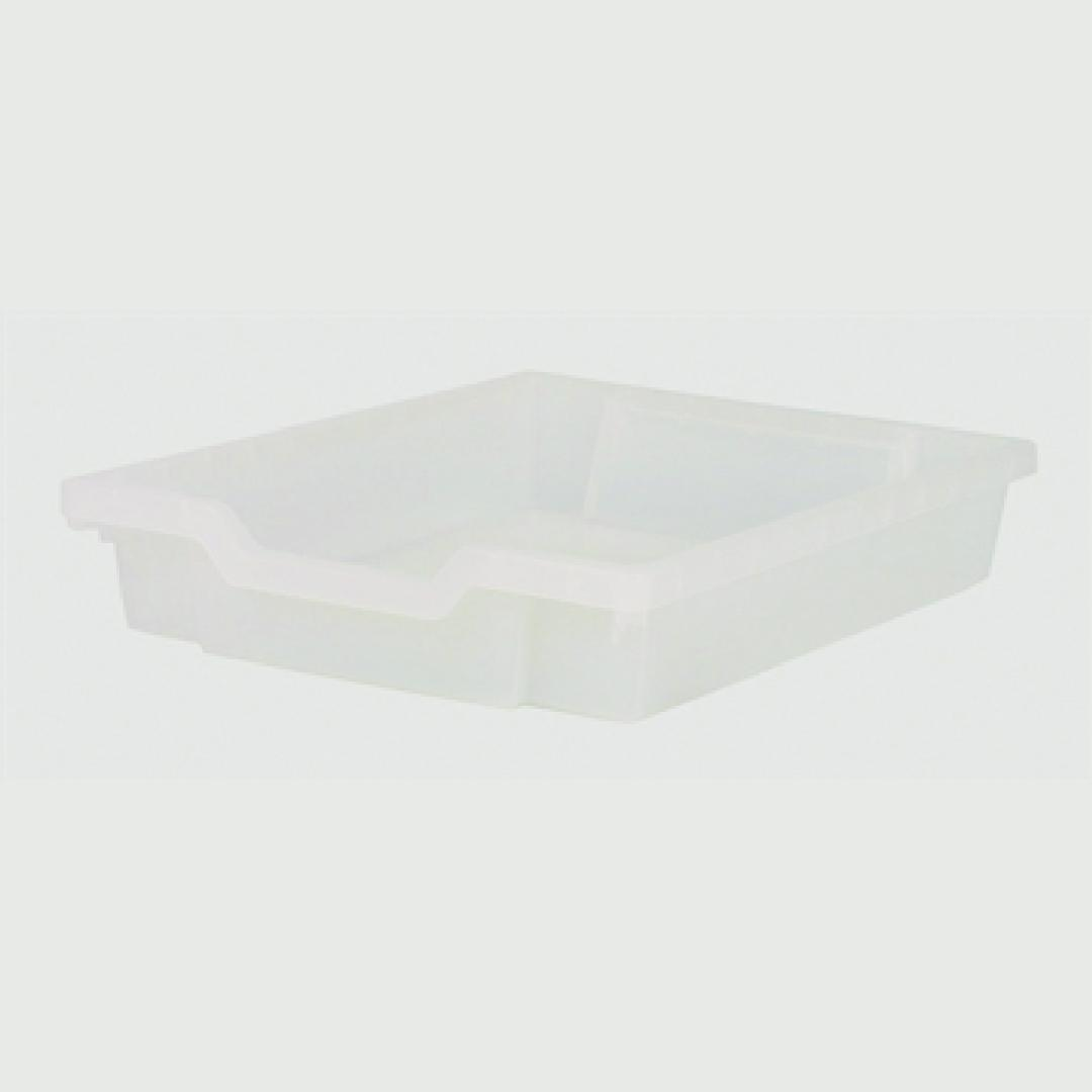 Shallow Tray Clear