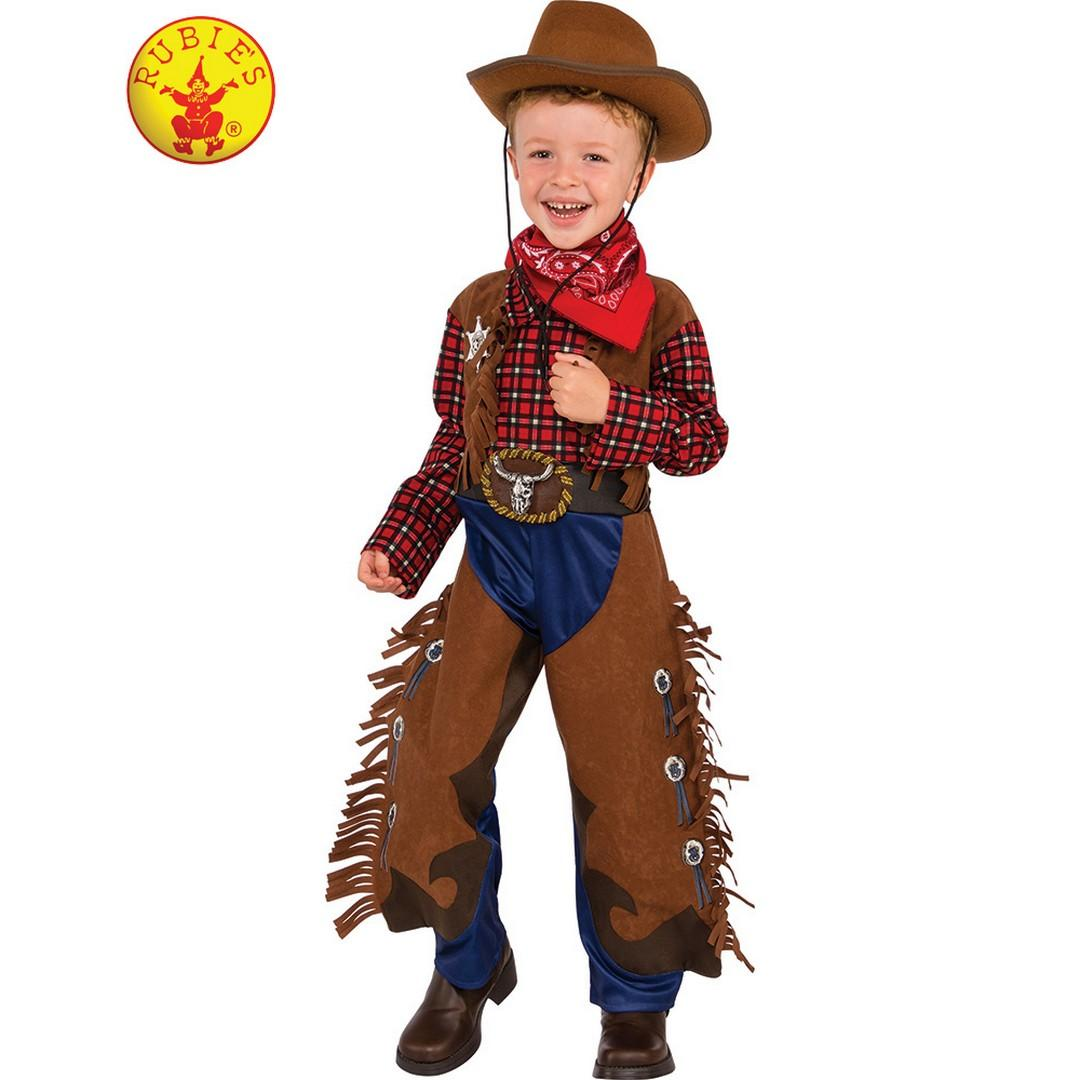 Deluxe Cowboy Dress-Up