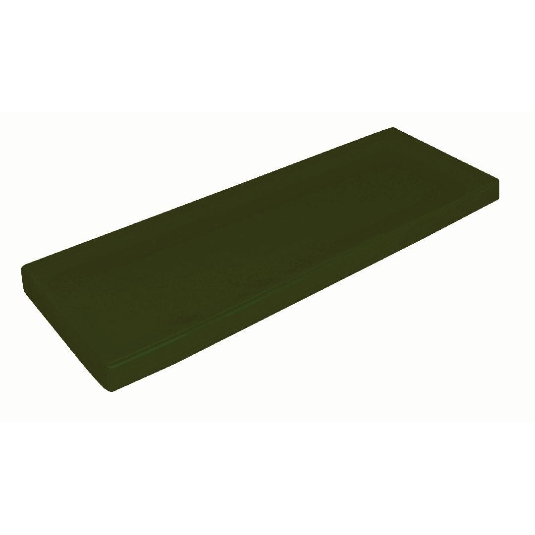 Vinyl/Foam Play Mat 180x60x5cm Olive