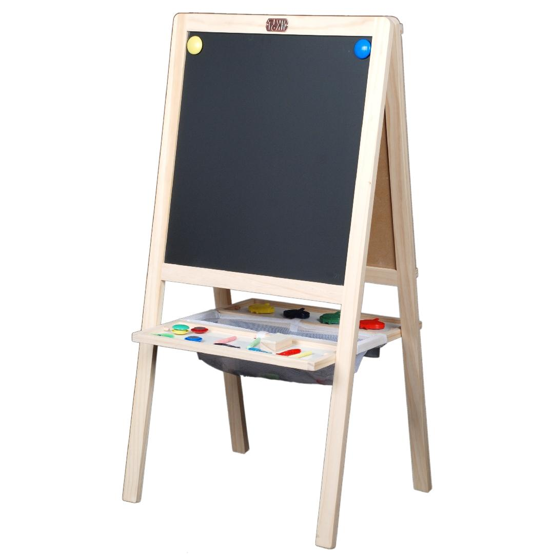 Natural 5-In-1 Easel
