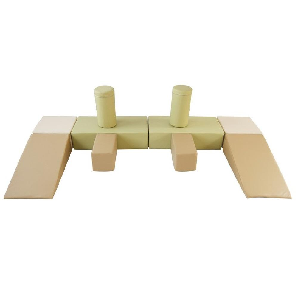 Nature Soft Play Giant Blocks